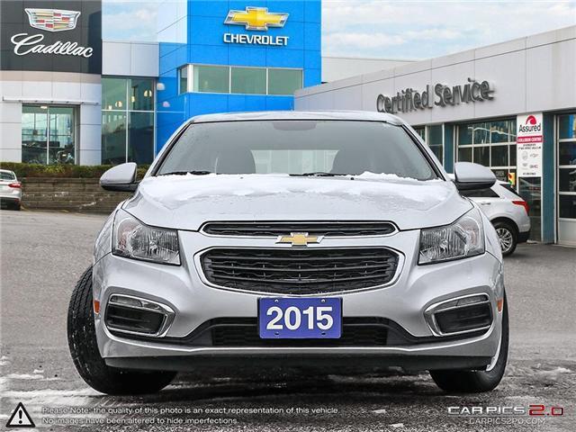 2015 Chevrolet Cruze  (Stk: R12169) in Toronto - Image 2 of 27