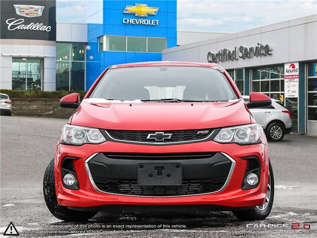 2018 Chevrolet Sonic LT Auto (Stk: R12155) in Toronto - Image 2 of 26