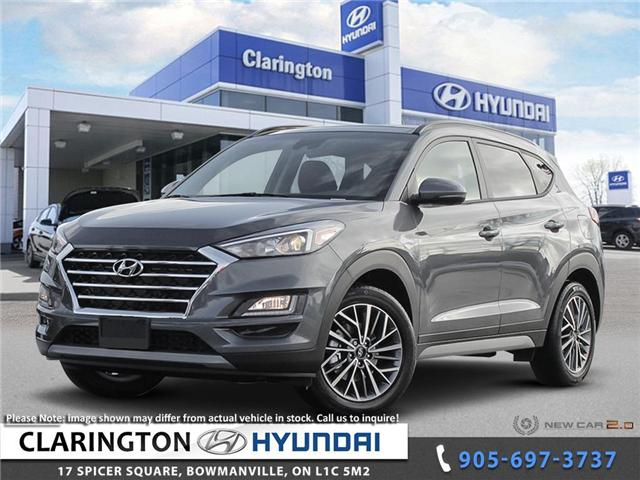 2019 Hyundai Tucson Luxury (Stk: 19070) in Clarington - Image 1 of 24