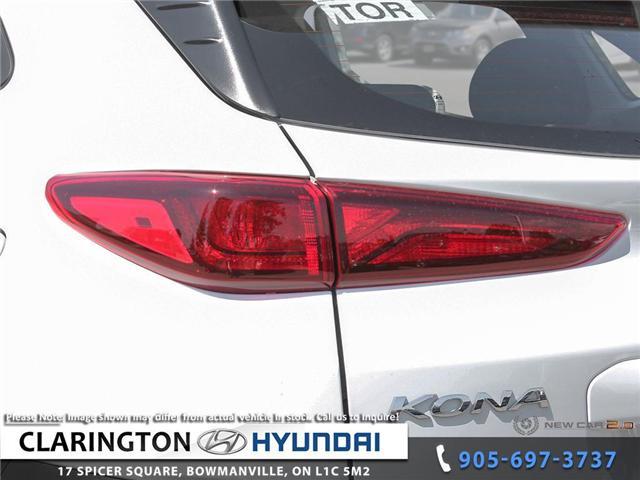 2019 Hyundai KONA 2.0L Preferred (Stk: 19069) in Clarington - Image 11 of 24