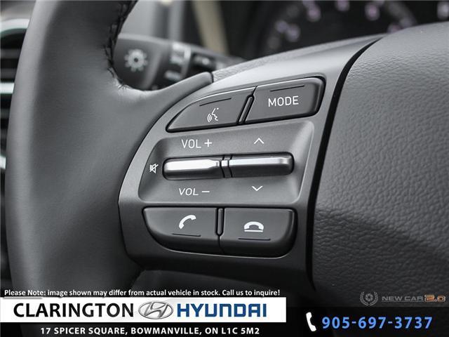 2019 Hyundai KONA 2.0L Preferred (Stk: 19069) in Clarington - Image 16 of 24