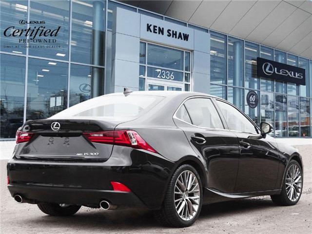 2016 Lexus IS 300 Base (Stk: 15853A) in Toronto - Image 5 of 20