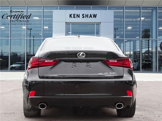 2016 Lexus IS 300 Base (Stk: 15853A) in Toronto - Image 6 of 20