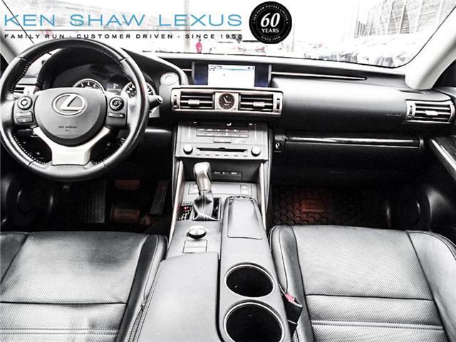 2016 Lexus IS 300 Base (Stk: 15853A) in Toronto - Image 13 of 20