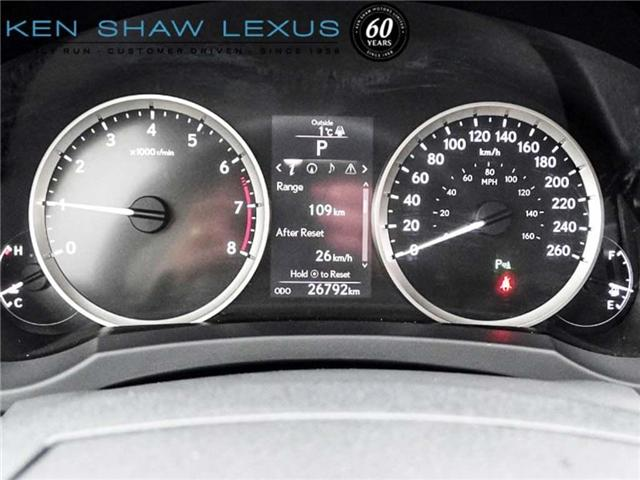 2016 Lexus IS 300 Base (Stk: 15853A) in Toronto - Image 17 of 20