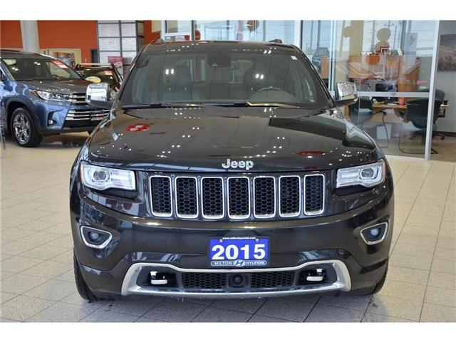 2015 Jeep Grand Cherokee Overland (Stk: 677464) in Milton - Image 2 of 45