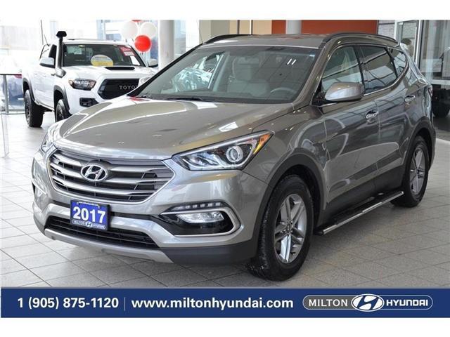 2017 Hyundai Santa Fe Sport  (Stk: 456126) in Milton - Image 1 of 37