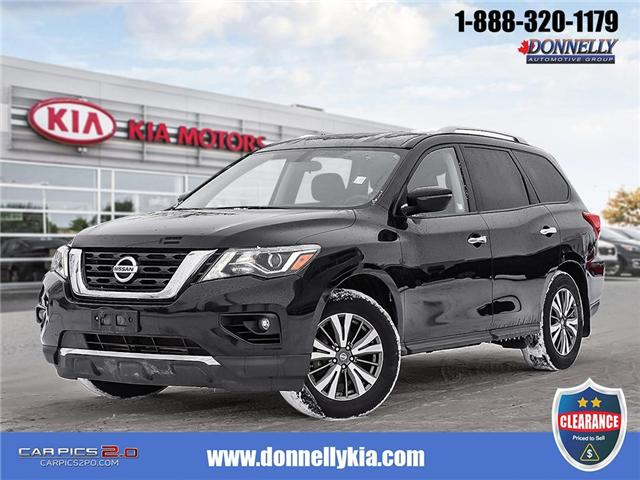 2018 Nissan Pathfinder SV Tech (Stk: CLKUR2228) in Kanata - Image 1 of 29