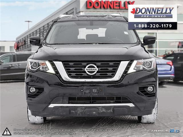 2018 Nissan Pathfinder SV Tech (Stk: CLKUR2228) in Kanata - Image 2 of 29