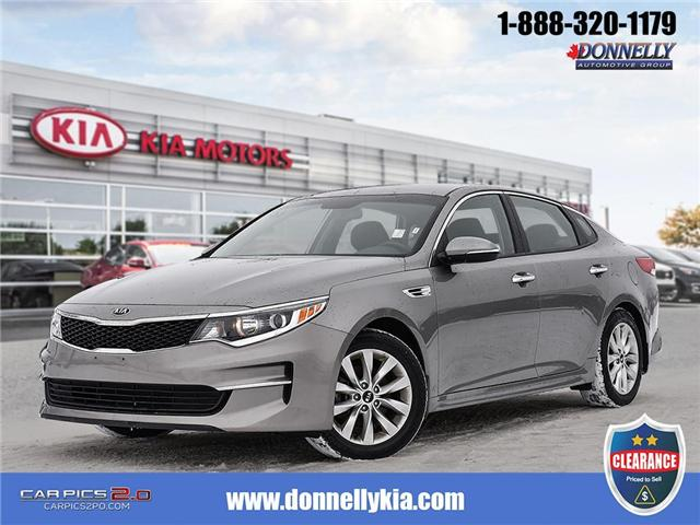 2017 Kia Optima LX+ (Stk: CLKUR2220) in Kanata - Image 1 of 29