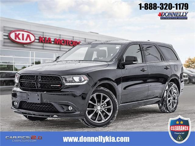 2018 Dodge Durango GT (Stk: CLKUR2226) in Kanata - Image 1 of 30