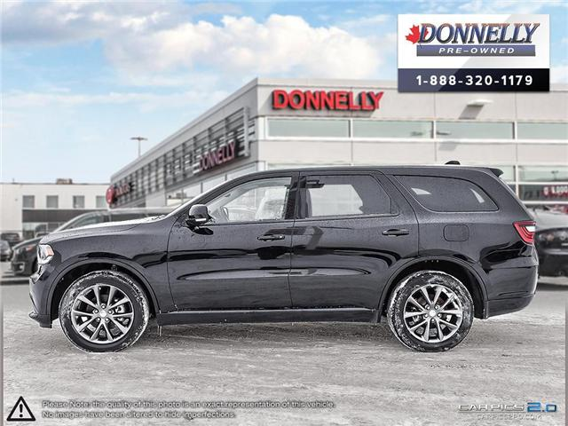 2018 Dodge Durango GT (Stk: CLKUR2226) in Kanata - Image 3 of 30