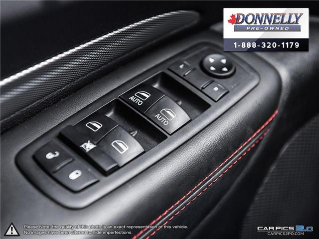2018 Dodge Durango GT (Stk: CLKUR2226) in Kanata - Image 18 of 30