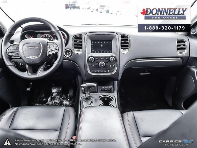 2018 Dodge Durango GT (Stk: CLKUR2226) in Kanata - Image 26 of 30