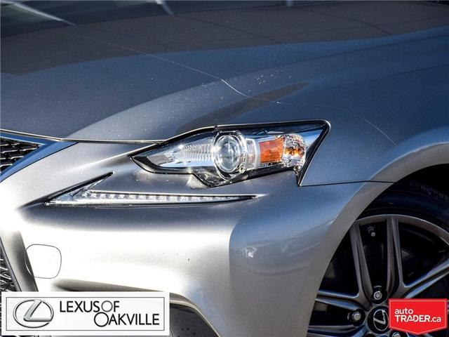 2016 Lexus IS 300 Base (Stk: UC 7614) in Oakville - Image 2 of 22