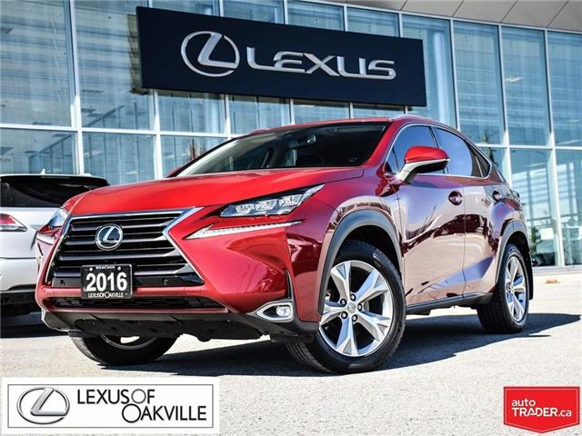 2016 Lexus NX 200t Base (Stk: 19145A) in Oakville - Image 1 of 20