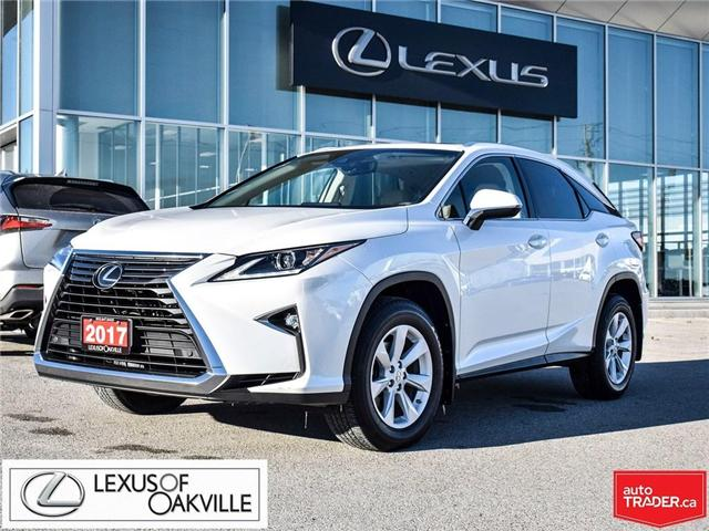 2017 Lexus RX 350 Base (Stk: UC7621) in Oakville - Image 1 of 23