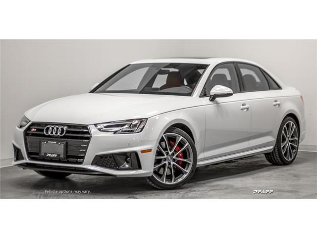 2019 Audi S4 3.0T Technik (Stk: T16180) in Vaughan - Image 1 of 21