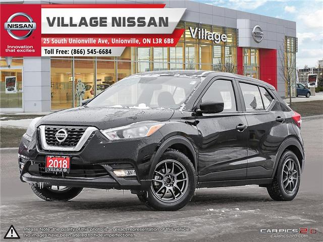 2018 Nissan Kicks SV (Stk: 80281B) in Unionville - Image 1 of 27