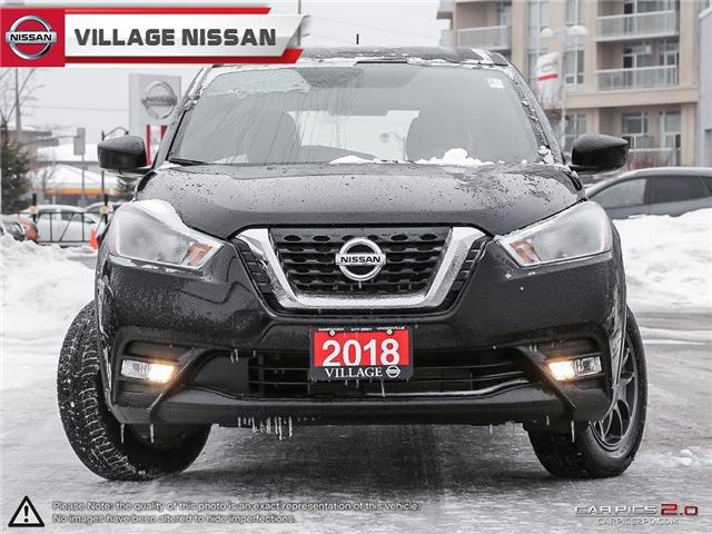 2018 Nissan Kicks SV (Stk: 80281B) in Unionville - Image 2 of 27
