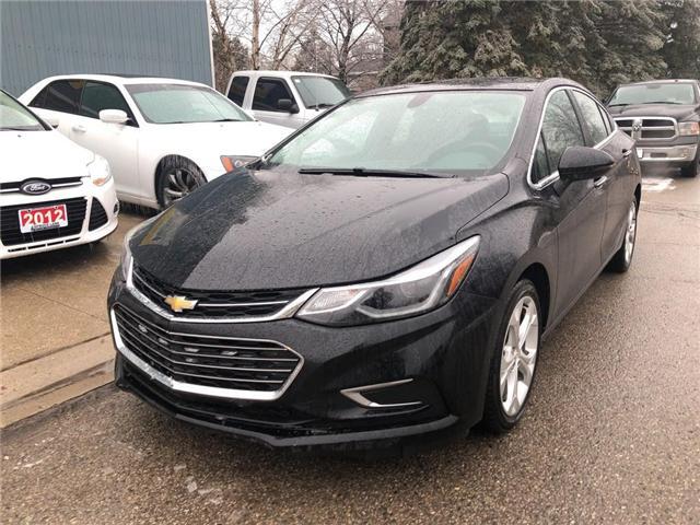 2017 Chevrolet Cruze Premier Auto (Stk: 1G1BF5) in Belmont - Image 2 of 17