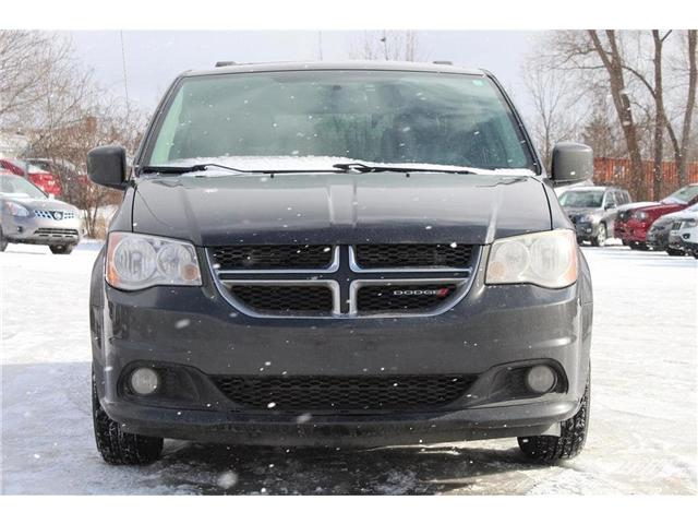2012 Dodge Grand Caravan Crew (Stk: 248853) in Milton - Image 2 of 14