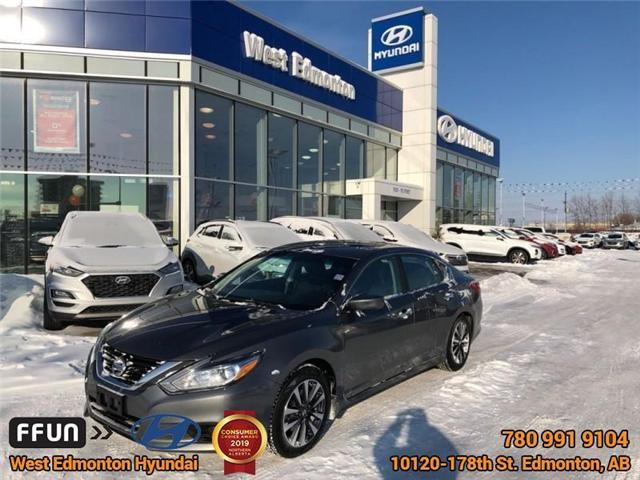2016 Nissan Altima 2.5 SV (Stk: P0853A) in Edmonton - Image 1 of 27