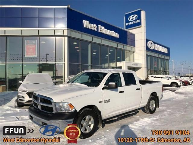 2017 RAM 1500 ST (Stk: P0823) in Edmonton - Image 1 of 28