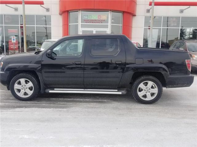 2012 Honda Ridgeline Touring (Stk: K1020A) in Georgetown - Image 2 of 8