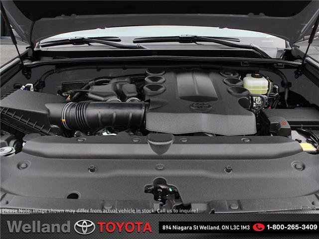 2019 Toyota 4Runner SR5 (Stk: RUN6388) in Welland - Image 6 of 24