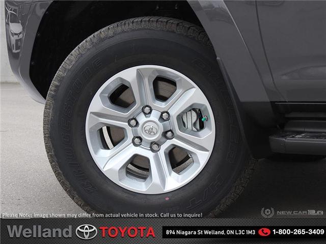 2019 Toyota 4Runner SR5 (Stk: RUN6388) in Welland - Image 8 of 24