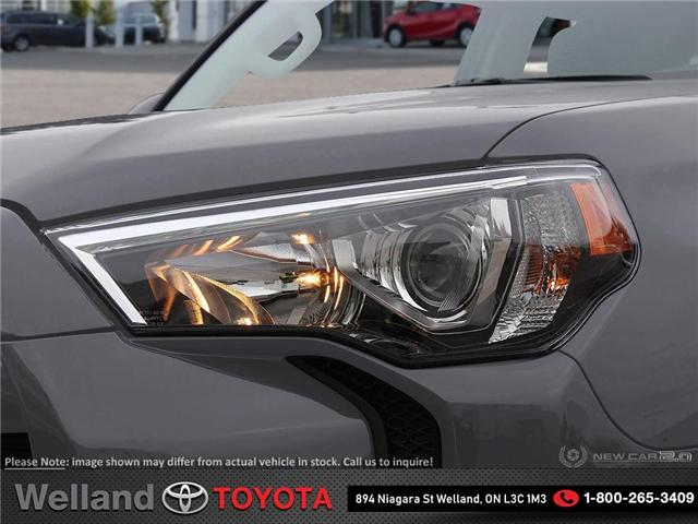2019 Toyota 4Runner SR5 (Stk: RUN6388) in Welland - Image 10 of 24