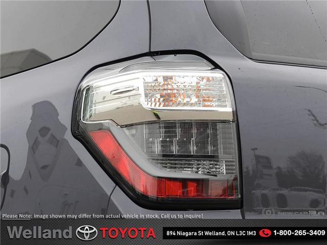 2019 Toyota 4Runner SR5 (Stk: RUN6388) in Welland - Image 11 of 24
