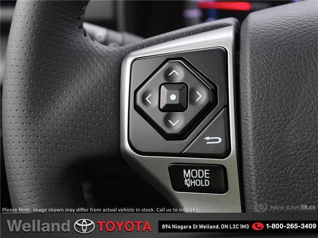 2019 Toyota 4Runner SR5 (Stk: RUN6388) in Welland - Image 16 of 24