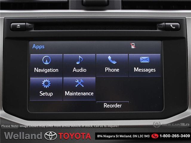 2019 Toyota 4Runner SR5 (Stk: RUN6388) in Welland - Image 19 of 24