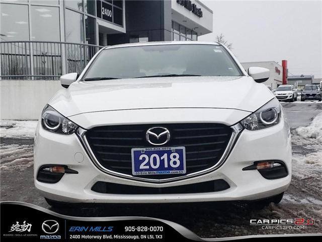 2018 Mazda Mazda3 GX (Stk: R0124) in Mississauga - Image 2 of 17