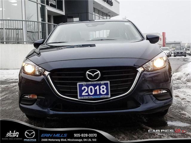 2018 Mazda Mazda3 GX (Stk: R0091) in Mississauga - Image 2 of 17