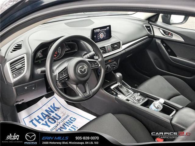 2018 Mazda Mazda3 GX (Stk: R0091) in Mississauga - Image 8 of 17