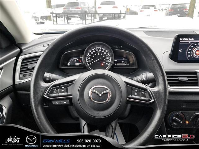 2018 Mazda Mazda3 GX (Stk: R0091) in Mississauga - Image 9 of 17