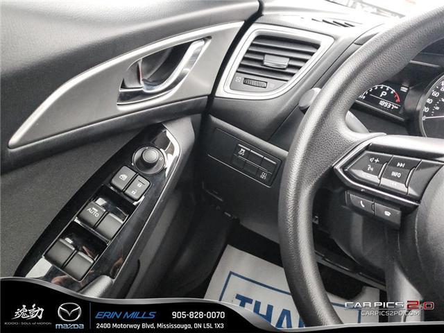 2018 Mazda Mazda3 GX (Stk: R0091) in Mississauga - Image 11 of 17