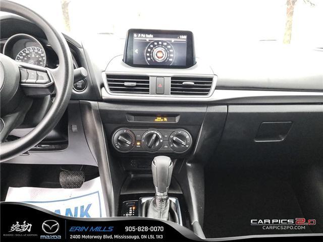 2018 Mazda Mazda3 GX (Stk: R0091) in Mississauga - Image 13 of 17