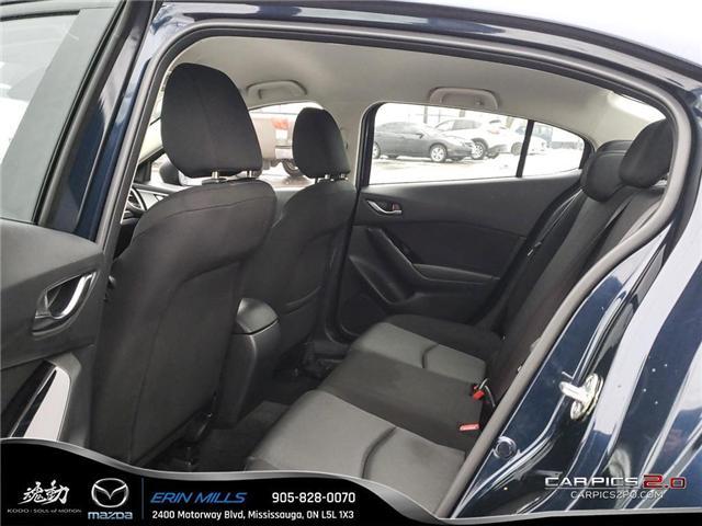 2018 Mazda Mazda3 GX (Stk: R0091) in Mississauga - Image 15 of 17