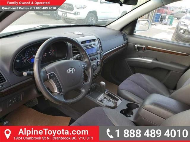 2010 Hyundai Santa Fe GL 3.5 (Stk: 5657717A) in Cranbrook - Image 9 of 19