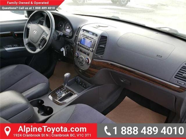 2010 Hyundai Santa Fe GL 3.5 (Stk: 5657717A) in Cranbrook - Image 10 of 19