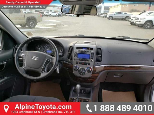 2010 Hyundai Santa Fe GL 3.5 (Stk: 5657717A) in Cranbrook - Image 11 of 19
