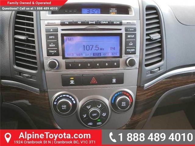 2010 Hyundai Santa Fe GL 3.5 (Stk: 5657717A) in Cranbrook - Image 15 of 19
