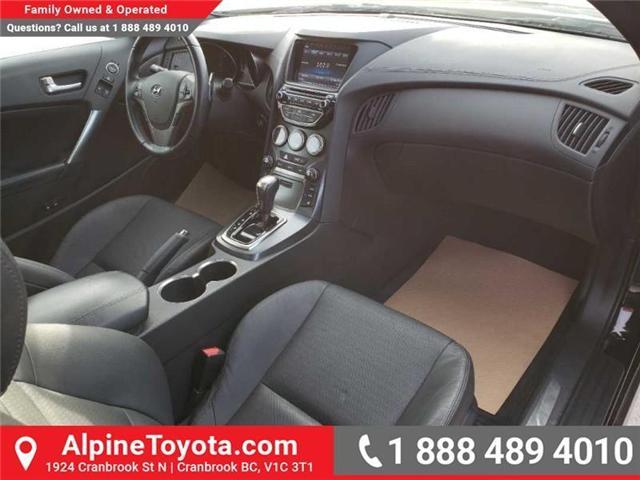 2016 Hyundai Genesis Coupe 3.8 GT (Stk: X078385N) in Cranbrook - Image 10 of 16