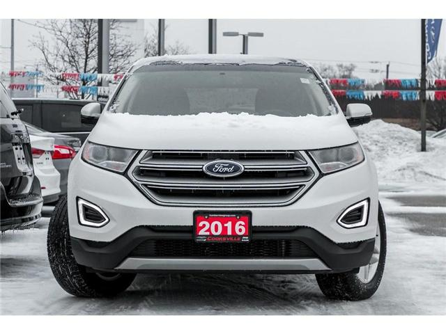 2016 Ford Edge SEL (Stk: 510356TT) in Mississauga - Image 2 of 20