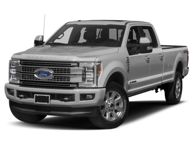 2019 Ford F-350 Platinum (Stk: 9143) in Wilkie - Image 1 of 8