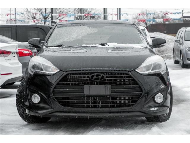2014 Hyundai Veloster  (Stk: H001388T) in Mississauga - Image 2 of 20
